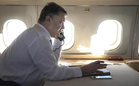 «Соперничество осталось в прошлом»: Порошенко позвонил Зеленскому и договорился о встрече