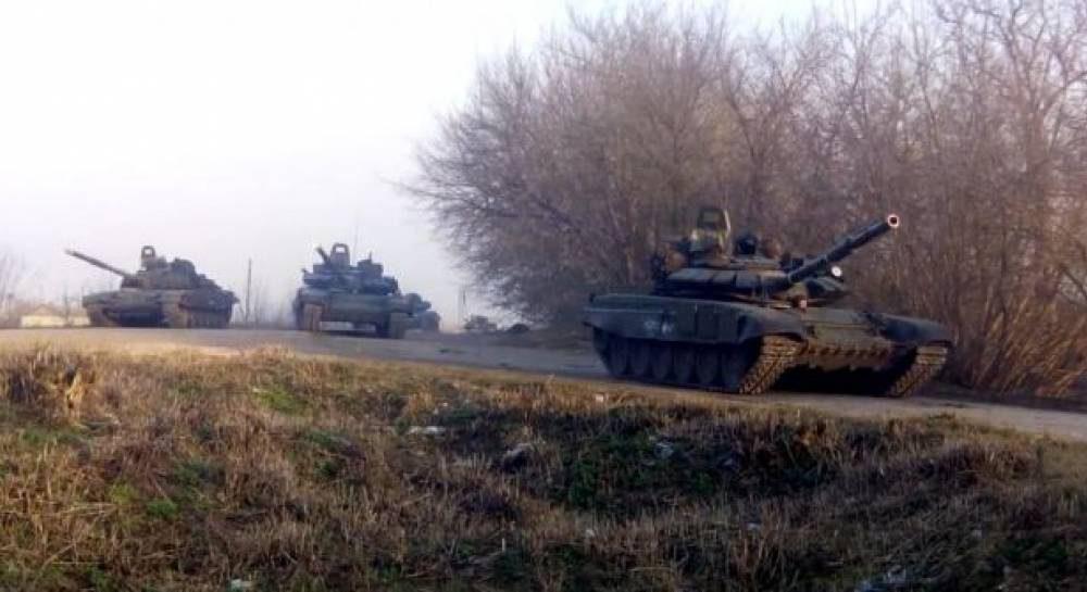 «Украина окружена»: генерал рассказал, насколько близко российские танки приблизились к Киеву