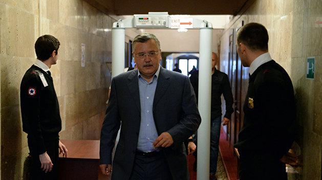 Будет ли он сдавать Украину Путину? Гриценко ошеломил деталями разговора с Зеленским