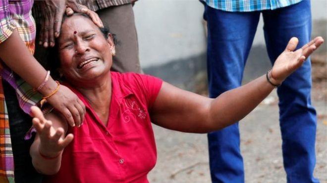 290 погибших и более 500 раненых: Из-за терактов на Шри-Ланке объявлено чрезвычайное положение