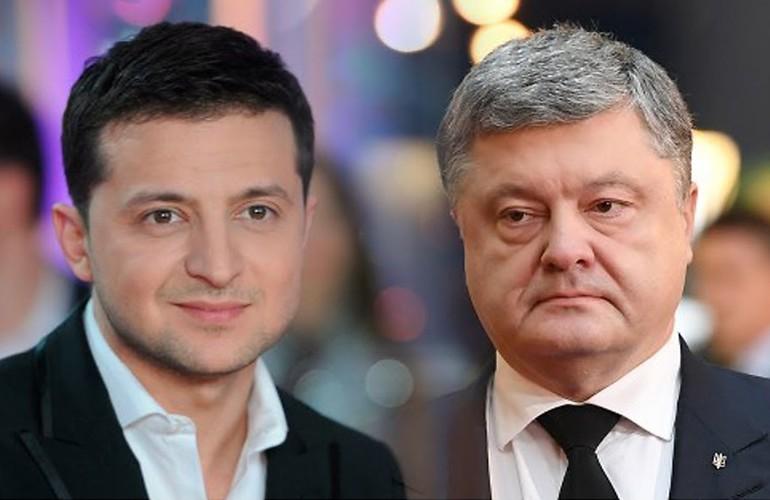 Зеленский признался, что Порошенко звал его работать на свой телеканал