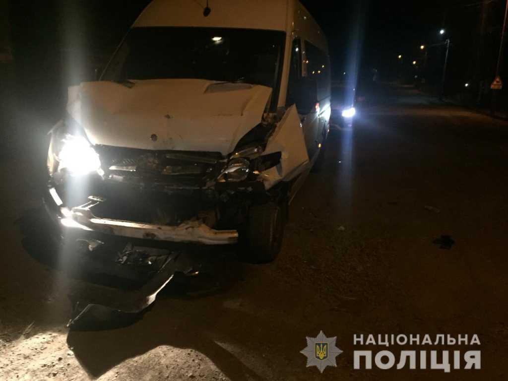 «Везли избирательные бюллетени»: На Закарпатье авто с головой избирательного участка попало в серьезную аварию