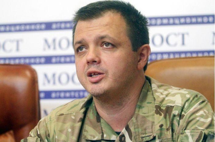 «На этом стадионе нужно публично судить Порошенко и его шайку»: Семенченко резко высказался о дебатах президента