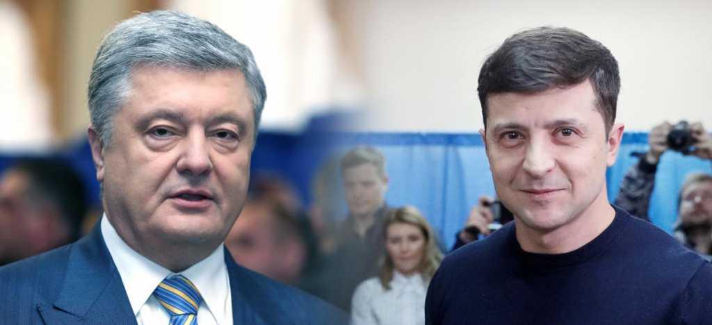 «Анализы кандидатов в президенты»: Порошенко назначил время и встречу. Зеленский предложил свой вариант