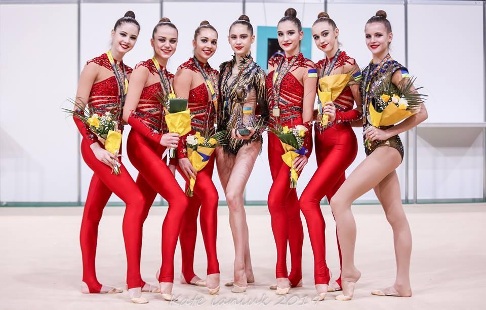 Настоящий триумф! Украинские гимнастки завоевали золото на чемпионате мира