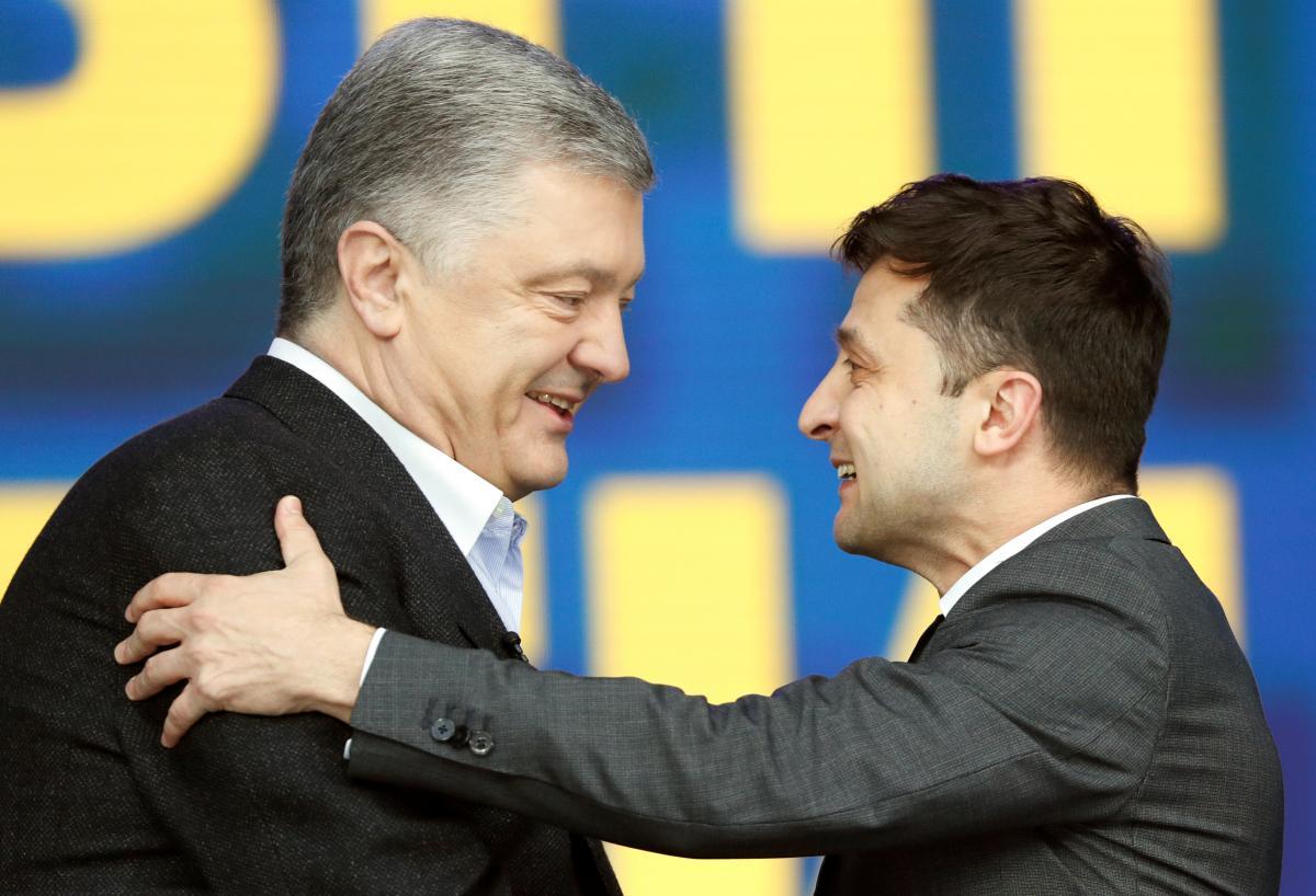 «Первый случай в истории Украины!»: Петр Порошенко эмоционально отреагировал на результаты экзит-полов и лидерство Зеленского