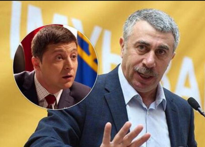 «Быть министром не планирую»: Евгений Комаровский сделал громкое заявление о своем будущем в политике