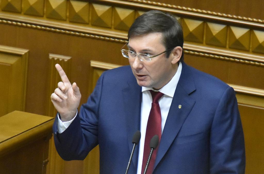 «Ввел всех в заблуждение» Генпрокурор Луценко снова оскандалился из-за «списка Йованович»