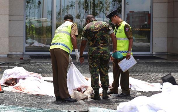 Адское Пасхальное воскресенье: Число жертв после взрывов на Шри-Ланке возросло до 290 человек