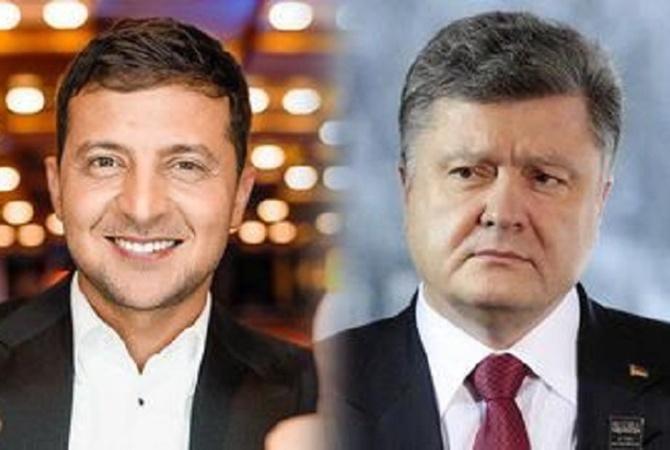 Приглашаю и зрителей и СМИ»: Порошенко назначил точную дату дебатов с Зеленским. И это не 19 апреля