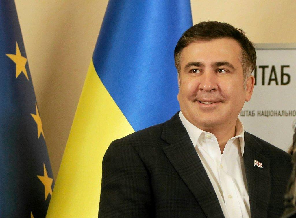 «Еще немножко потерплю»: Саакашвили сделал заявление о запрете въезда в Украину