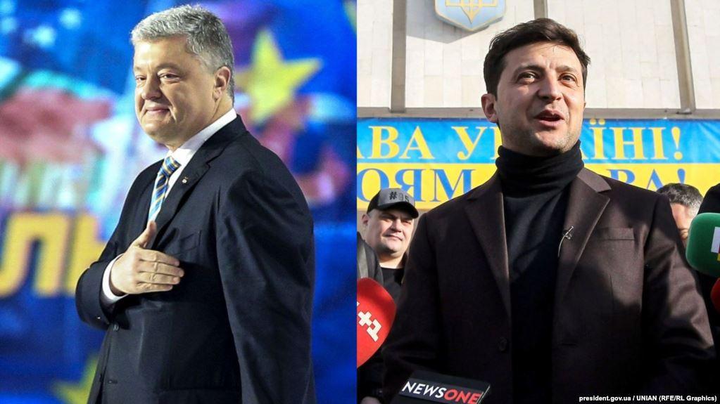 «Мы не принимаем участия в агитационных митингах»: У Зеленского прокомментировали сольные дебаты Порошенко
