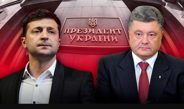 «Отрубленные руки». Вопрос на дебатах Зеленского и ответ Порошенко