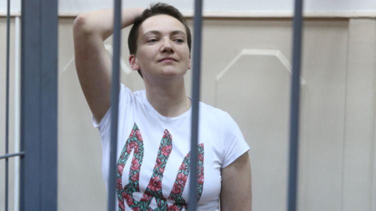 «Только потому, что власть так сказала»: Савченко и Рубана освободили в зале суда