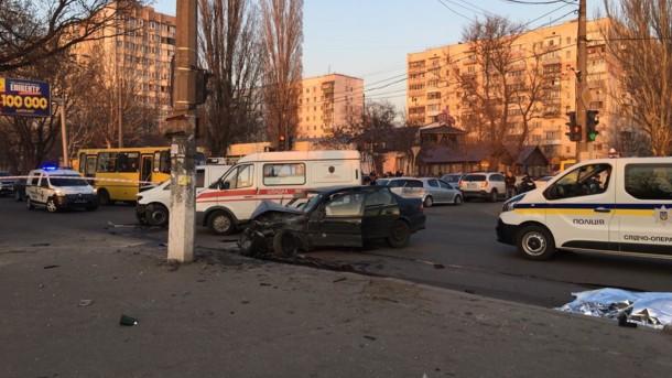 Жуткое ДТП под Одессой: один из пострадавших нацгвардейцев впал в кому