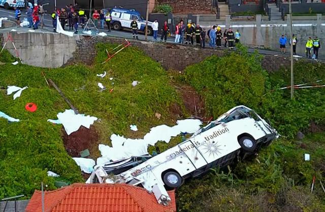 Жуткое ДТП в Португалии: известно, есть ли украинцы среди 50 жертв