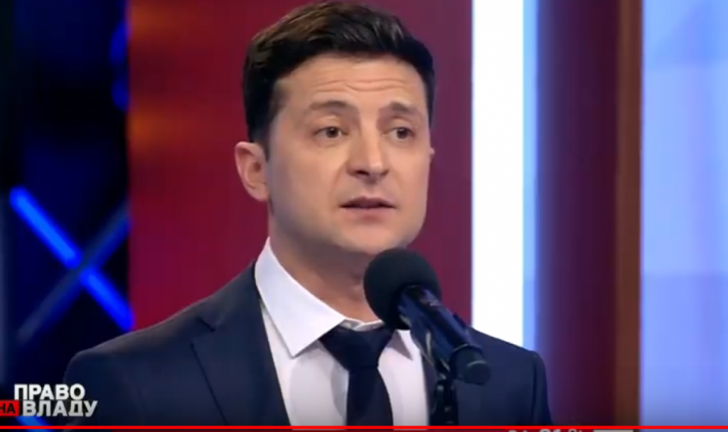 «Я не уверен, что у меня будет, что ему пожать»: Зеленский в прямом эфире резко высказался о Порошенко