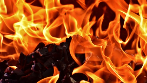 50% ожогов тела: страшный пожар в Одессе