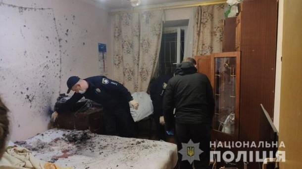Число жертв после взрыва гранаты в Киеве возросло
