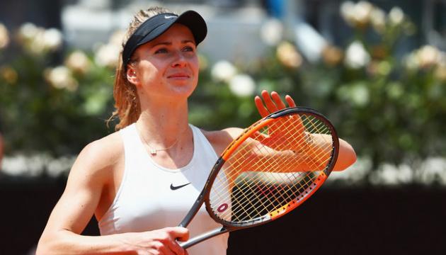 «Первая ракетка» Украины Элина Свитолина поднялась на 6-е место в рейтинге WTA