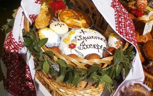 Пасха, колбаска, красное яичко: Во сколько в этом году обойдется пасхальная корзина