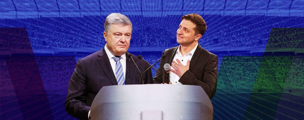 Официально утвержденные кандидатуры. Стало известно, кто станет ведущими дебатов Порошенко и Зеленского