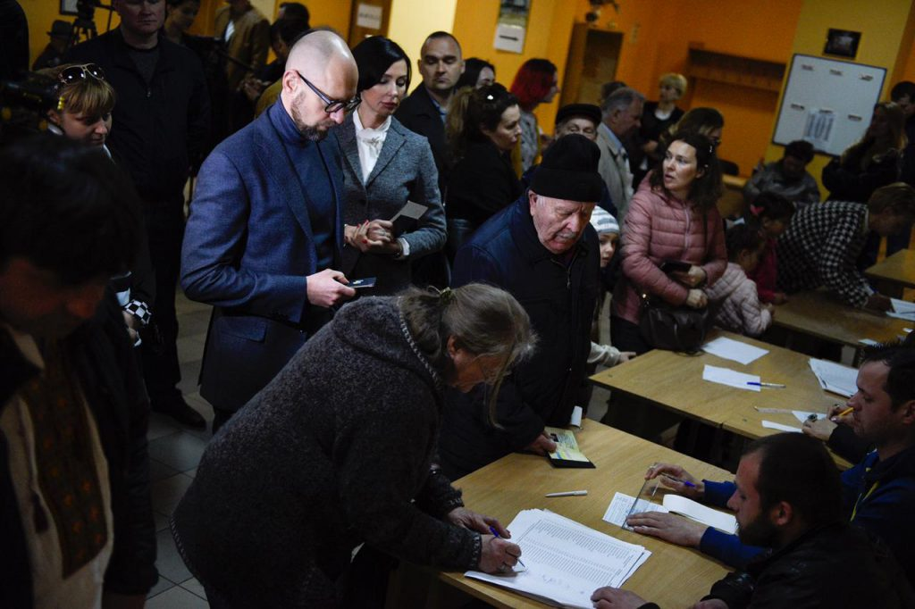 «Это человек, который является олицетворением украинского государства»: Яценюк сделал громкое заявление о новоизбранном президенте Украины