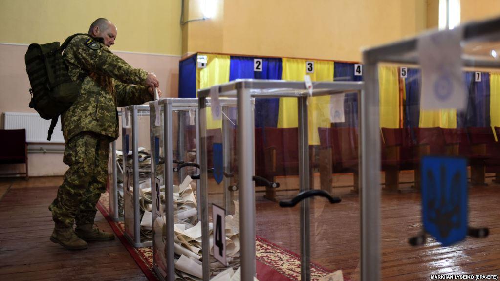 Выборы президента 2019: ЦИК осталось обработать 1% протоколов