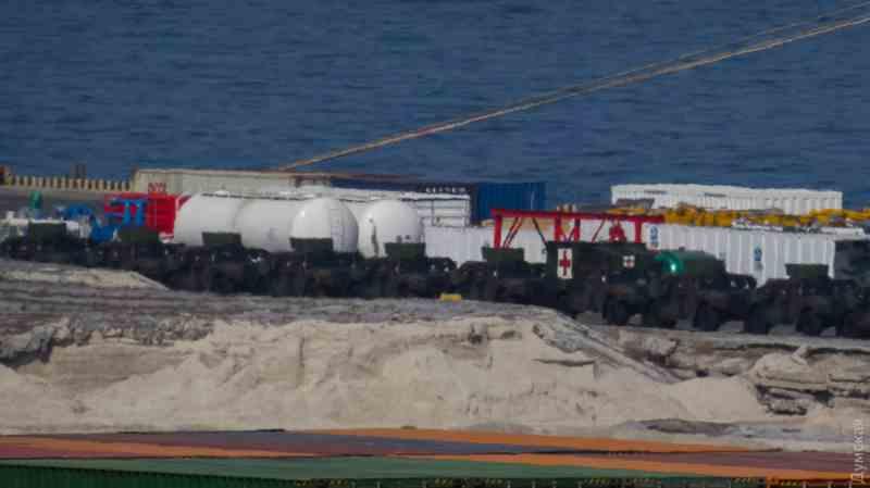 Новейшая техника США уже в порту! Украина получила усиление