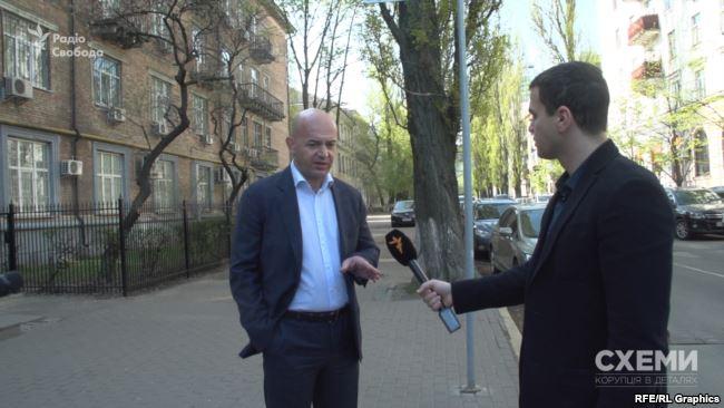 «От комментариев отказался и быстро убежал»: Кононенко допросили в НАБУ