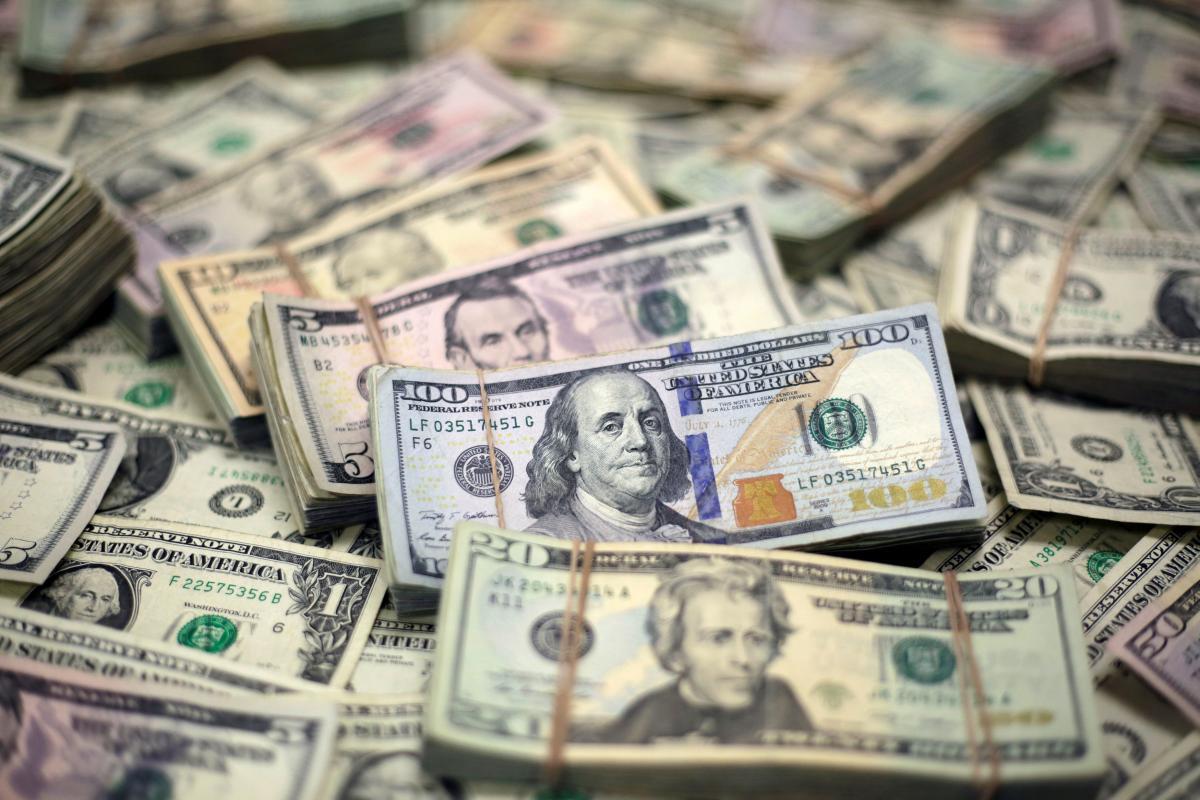 Гривна растет, доллар дешевеет: Курс валют на 23 апреля
