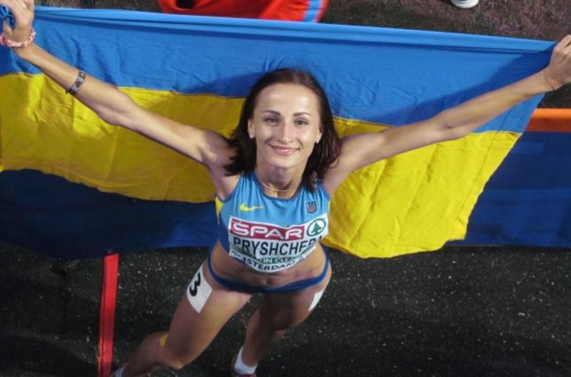 Украинка стала чемпионкой Европы в беге