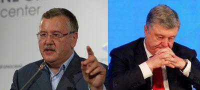 Порошенко пожинает плоды гнилой системы, со своим кумом-балаболкой: Гриценко сделал громкое заявление