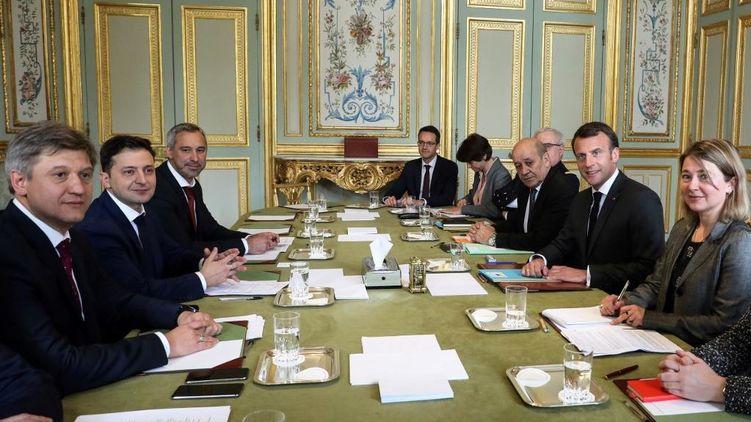 «Украинский Макрон»: Что думают во Франции о визите Владимира Зеленского?