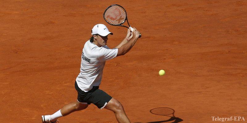 Украинец Денис Молчанов выиграл парный титул теннисного турнира в Италии