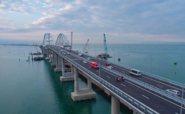 Украинский генерал назвал способ уничтожения Керченского моста. Одна ракета и нет!