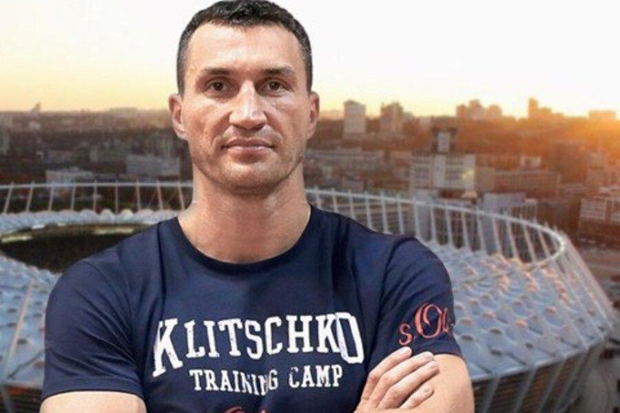 «Эксперты и пробирки в ожидании»: Кличко ждет кандидатов в президенты на «Олимпийском»