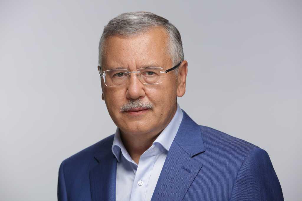 Гриценко прокомментировал появившееся в Сети объявление о его розыске в России