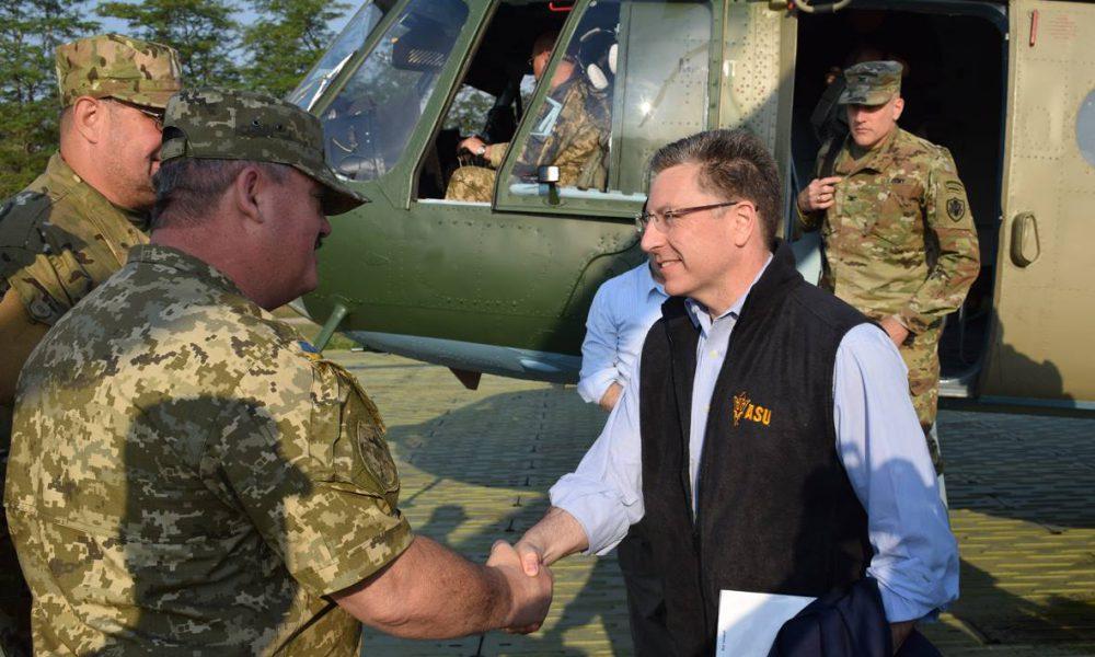 Границы будет восстановлено, включая Крым! Волкер сделал победное заявление