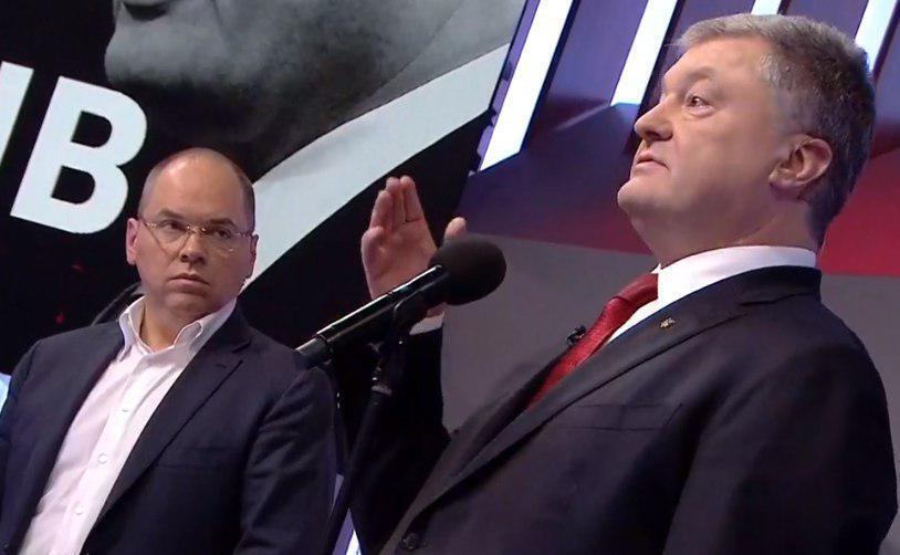 Скандал с губернатором Одесской области: Порошенко рассказал Степанову, за что его уволил