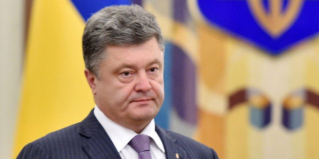Впервые после скандального эфира на 1+1 Порошенко обратился к Зеленскому