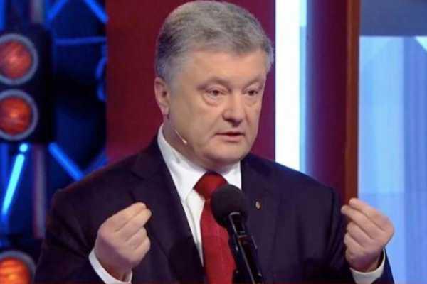 «Пошел обратный отсчет»: Порошенко «ворвался» в эфир, «1 + 1» подаст в суд на президента
