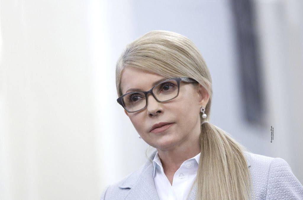 «Это преступление против Украинского государства»: Тимошенко требует немедленной отставки Ревы