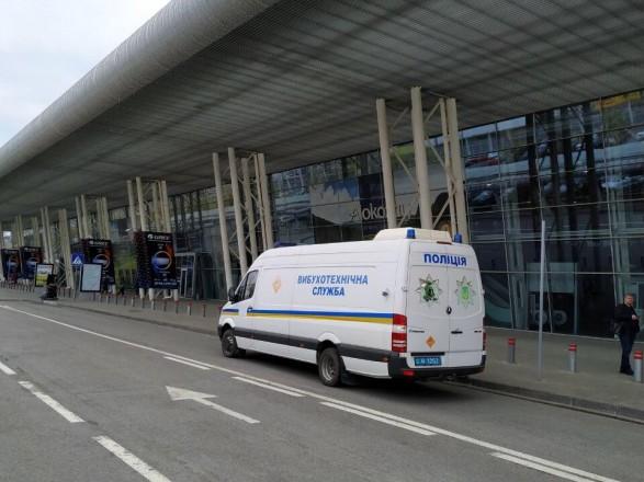 Тревожный выходной для Львова: заминирование вокзала, аэропорта и двух торговых центров