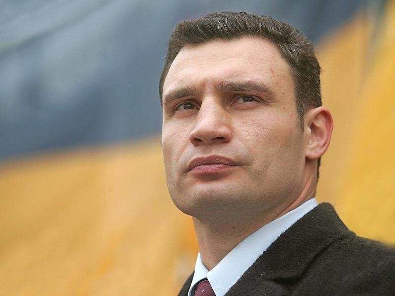 Накануне выборов Виталий Кличко обратился к украинцам