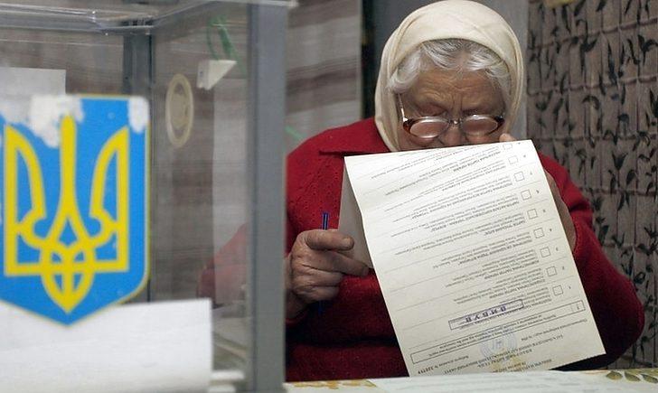 Восток Украины в лидерах: Явка во втором туре превысила явку на выборах 31 марта