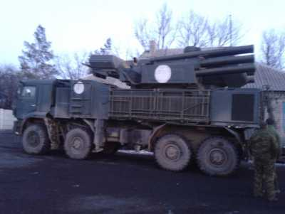 «Панцирь-С1»! На Донбассе заметили опасное оружие с РФ. Задействуют ПВО?