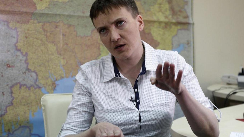 «По личному приказу Порошенко»: Савченко в прямом эфире обвинила экс-президента в трагедии в Балаклее
