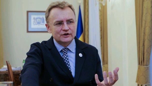 Садовый заявил, что «Самопомощь» поддерживает назначение инаугурации Зеленского на 19 мая