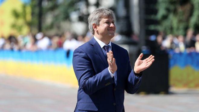 Зеленский выбрал Данилюка на место секретаря СНБО
